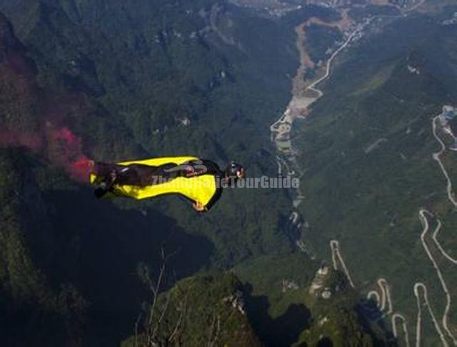 2014 Wingsuit Flying World Championship