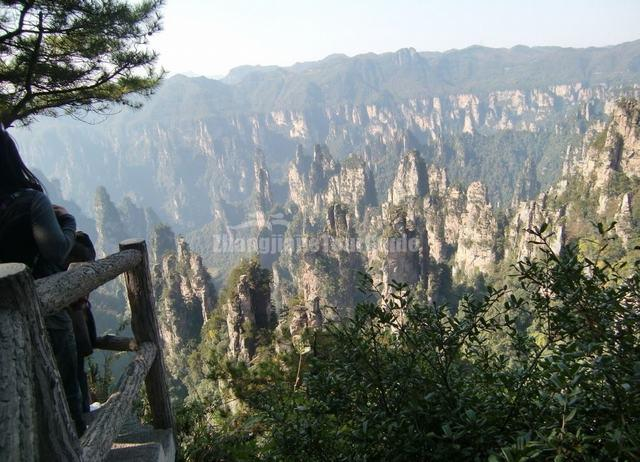 Autumn in Zhangjiajie