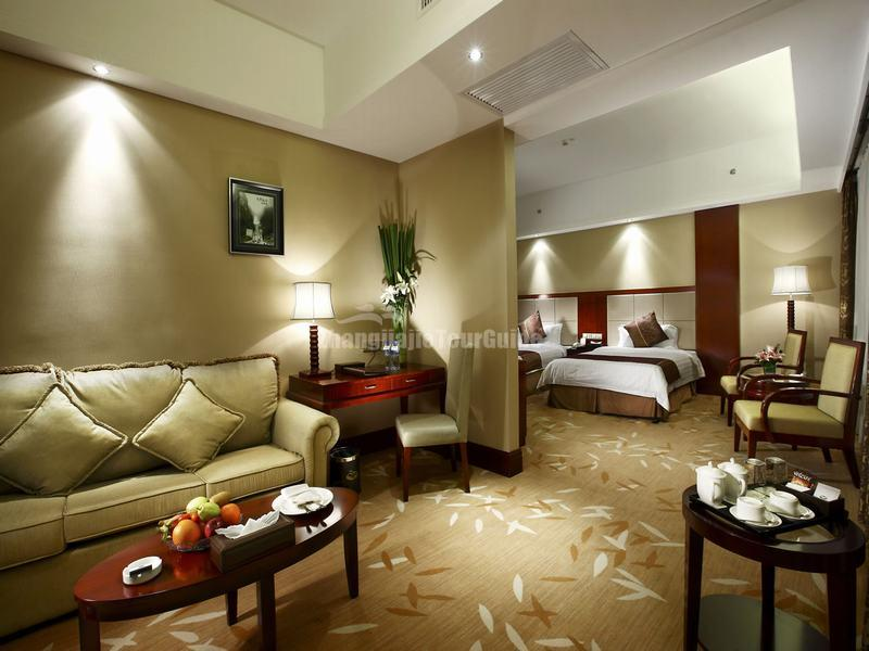 Dacheng Shanshui International Hotel Deluxe Suite