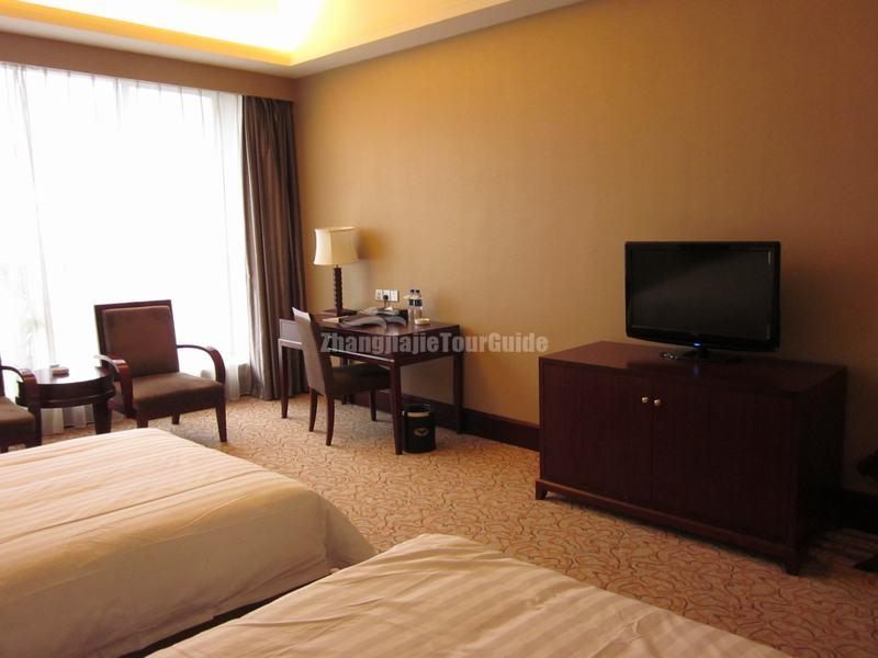 Dacheng Shanshui International Hotel Standard Twin Room