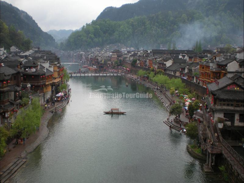 Hunan Fenghuang Old Town