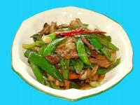 Hunan Homely Cuisine-Shredded Pork with Vegetables