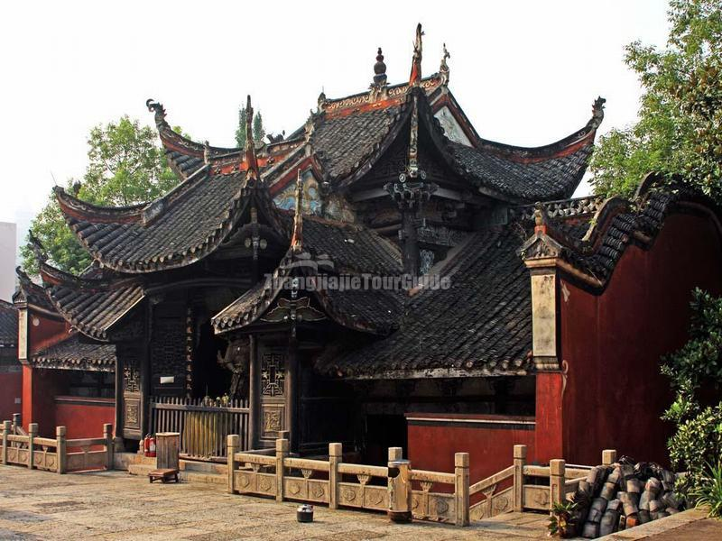 Puguang Temple