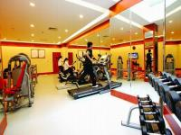 Qinghe Jinjiang International Hotel GYM