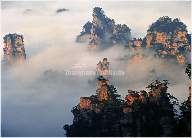 Suoxiyu Zhangjiajie China