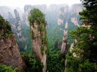 Yuanjiajie Avatar Mountain