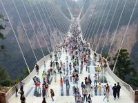 Zhangjiajie Glass Bridge