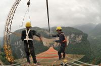Zhangjiajie Wulingyuan Glass Bridge