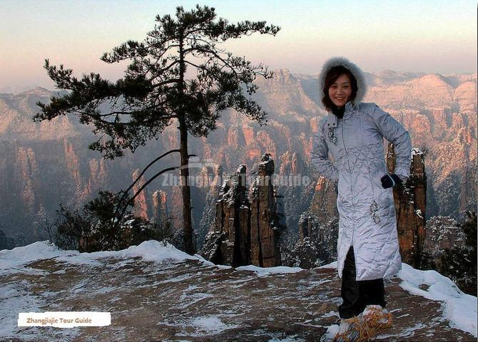 Zhangjiajie National Forest Park Winter Photo Tour