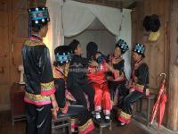 Crying Marriage Tujia Ethnic Group