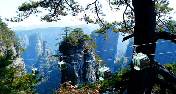 3-day Zhangjiajie Avatar Tour