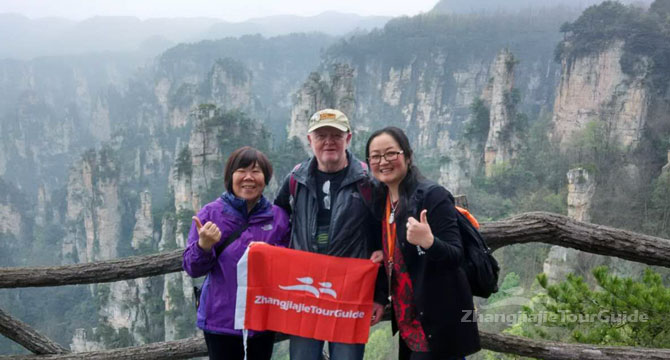 6-day Fascinating Zhangjiajie & Fenghuang Tour