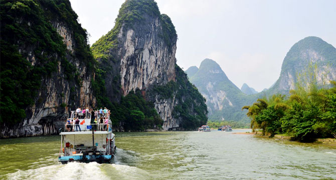 6-Day Picturesque Guilin Zhangjiajie Tour