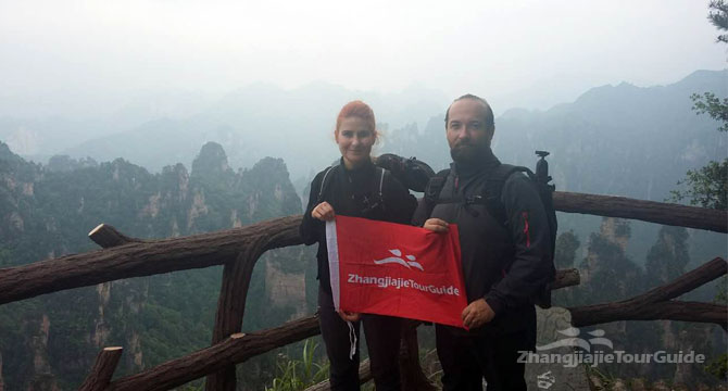 3-day Zhangjiajie Sunset & Sunrise Tour