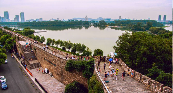 6-day Best Nanjing Zhangjiajie Tour