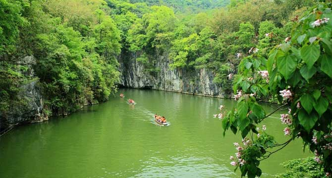 7-day Zhangjiajie and Anshun Guizhou Huangguoshu Waterfall Tour