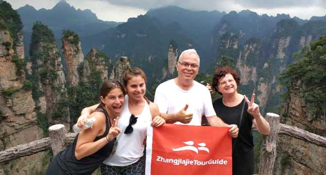 2-day Tour in Zhangjiajie Without Hotel Accommodation